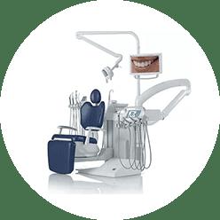 כסא דנטלי נגיש ומתקדם - מומחה ליישור שיניים בטכנולוגיית אינויזליין Invisalign